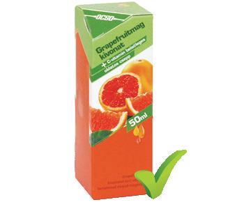 A grapefruit-csepp előnyei: érdemes elolvasni